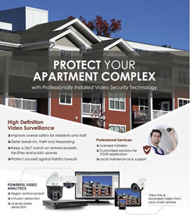 Apartment Security Solutions